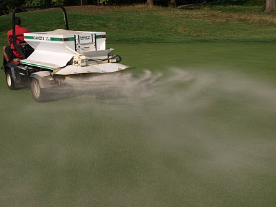Topdressing Photo